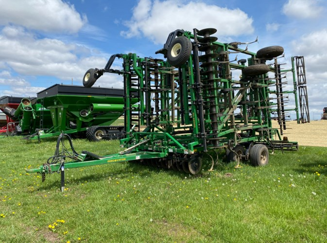 2013 Great Plains 8544DV Mulch Finisher For Sale