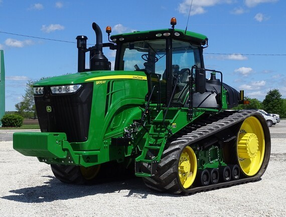 2019 John Deere 9570RT Tractor - Track For Sale