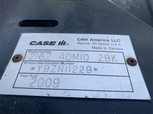 Case IH 2162 Image 9