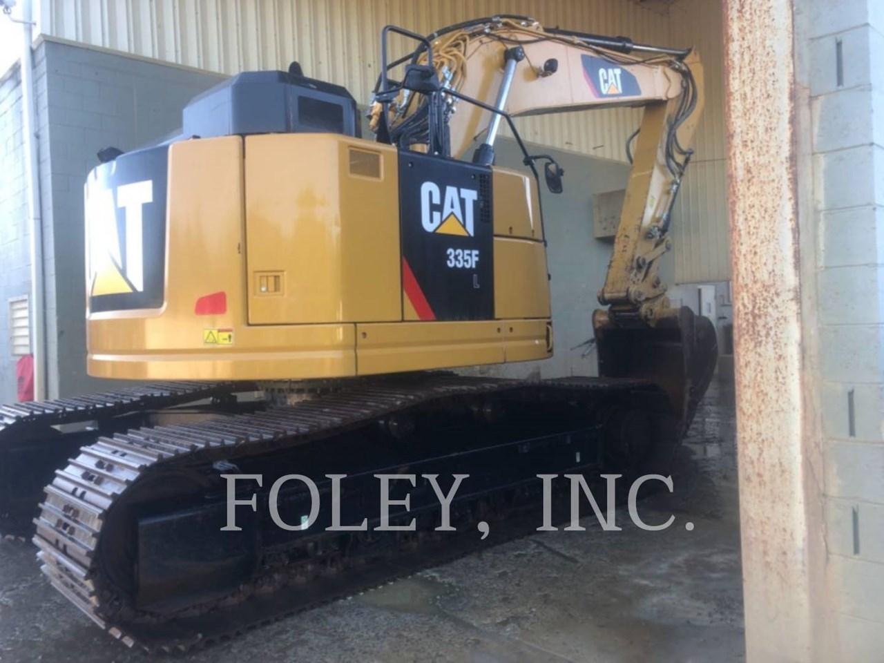 2019 Caterpillar 335F Image 5