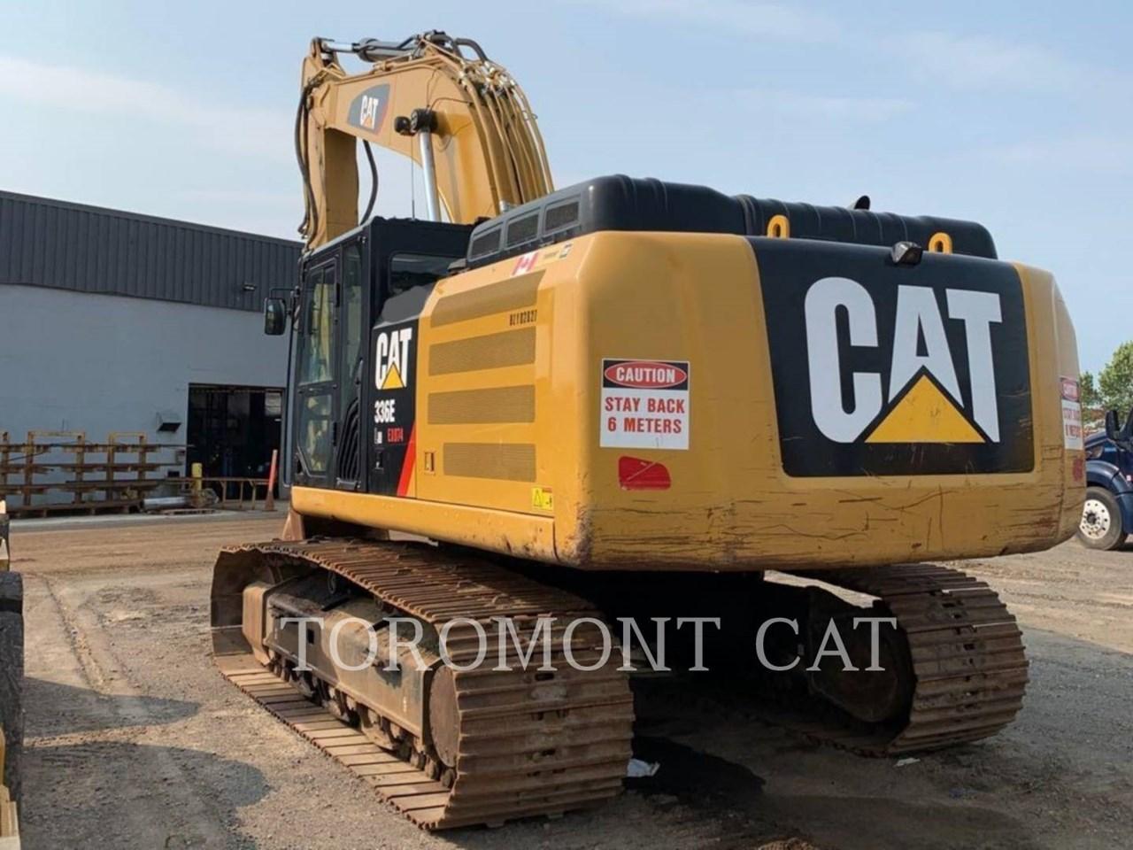 2018 Caterpillar 336EL Image 4