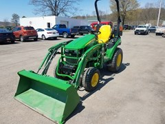 Tractor - Compact Utility For Sale 2018 John Deere 2025R , 25 HP