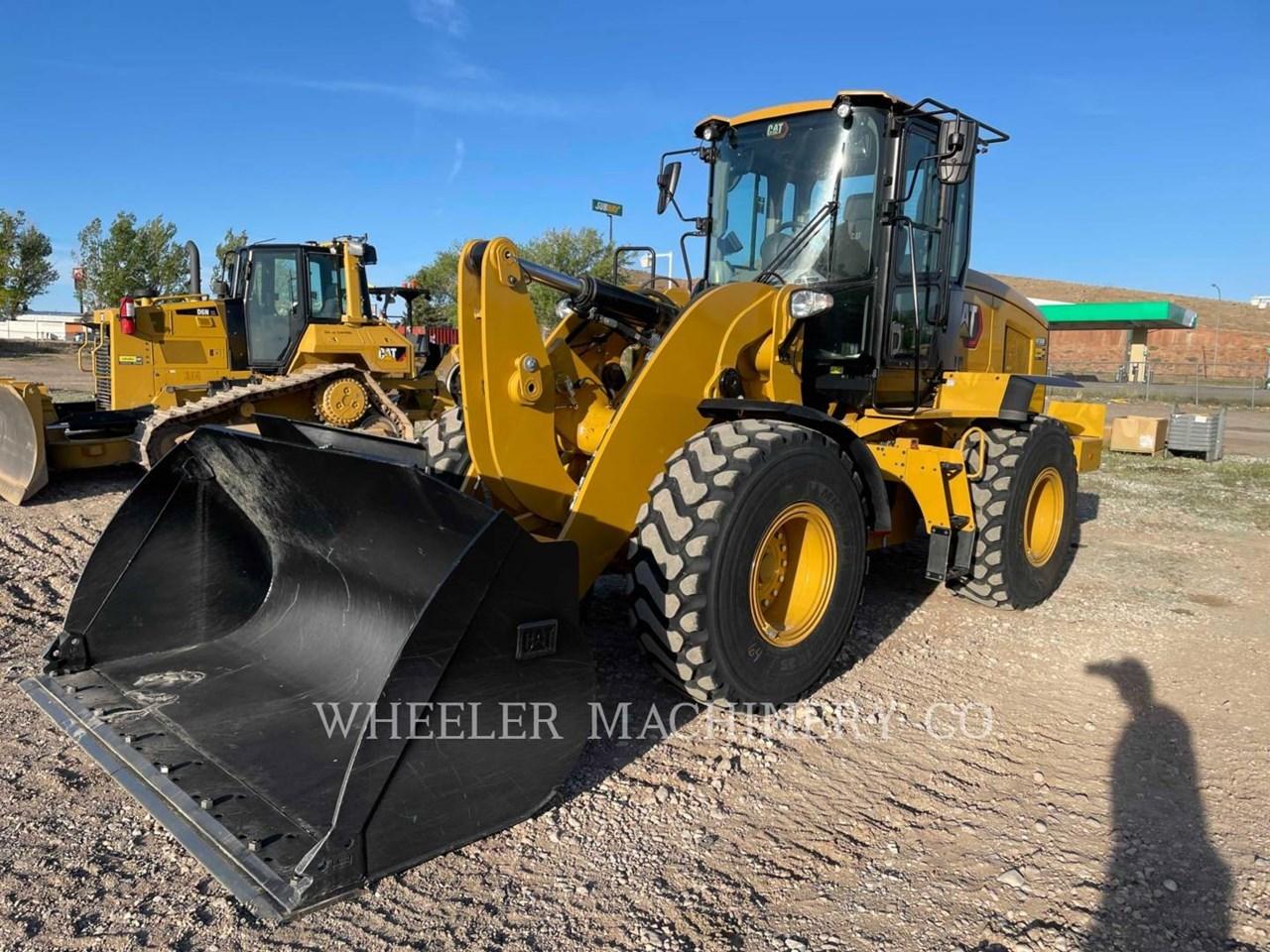 2021 Caterpillar 938M QC 3V Image 1