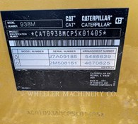 2021 Caterpillar 938M QC 3V Thumbnail 2