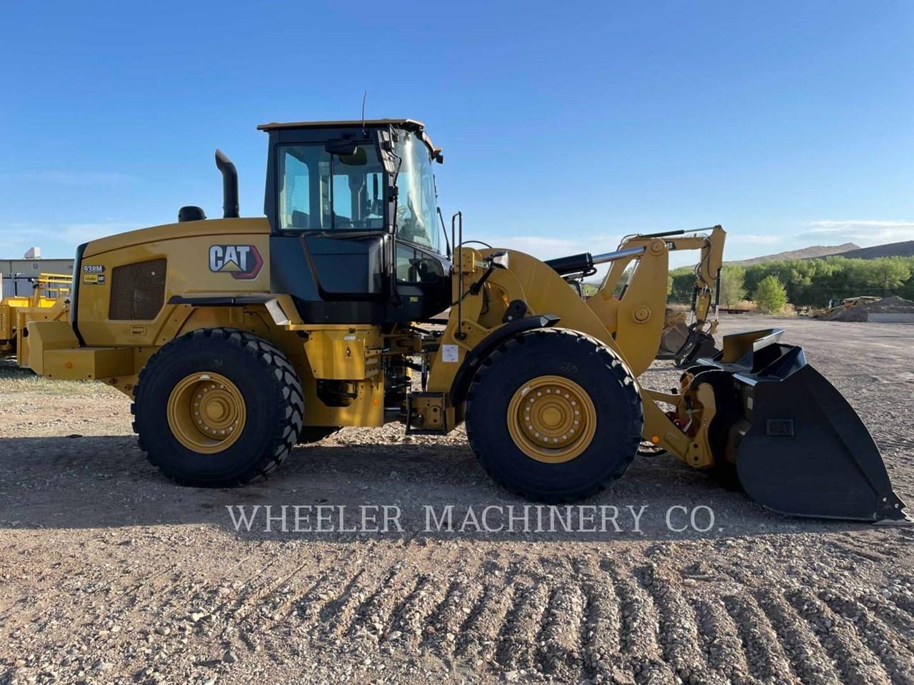 2021 Caterpillar 938M QC 3V Image 4