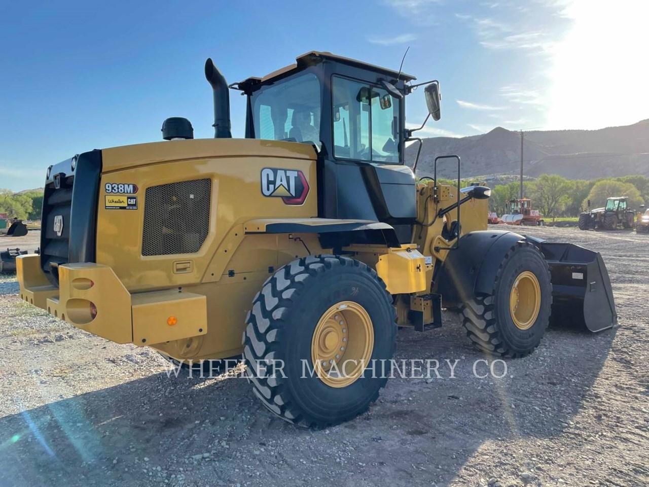 2021 Caterpillar 938M QC 3V Image 5