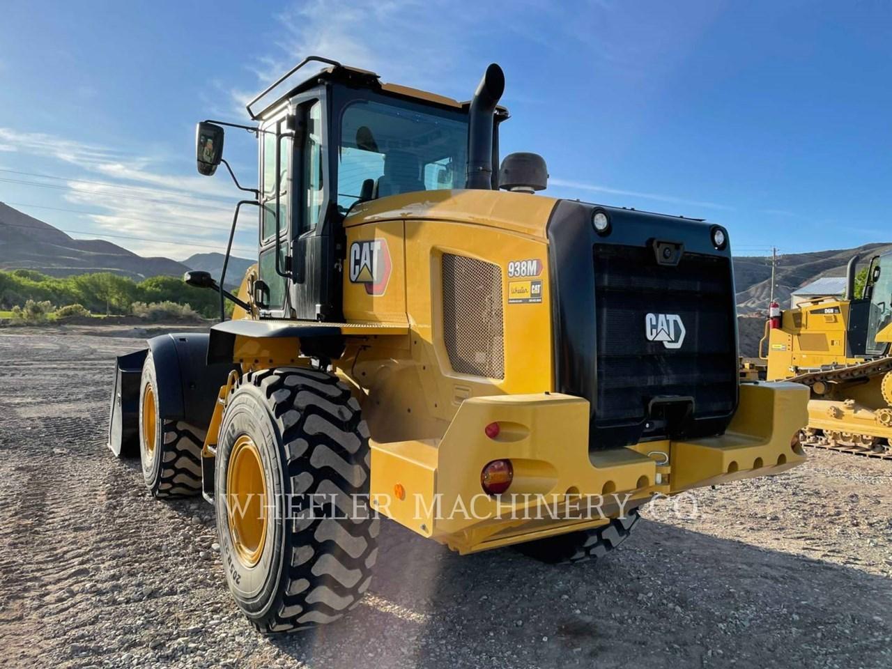 2021 Caterpillar 938M QC 3V Image 6