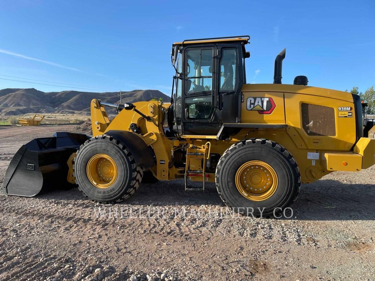 2021 Caterpillar 938M QC 3V Image 7