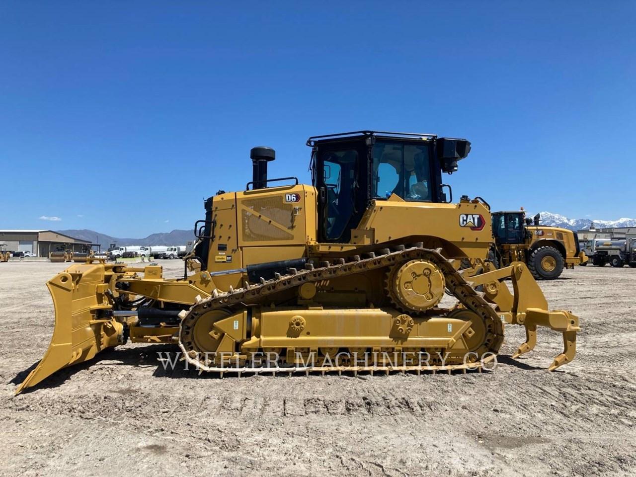 2020 Caterpillar D6 XL PAT Image 2
