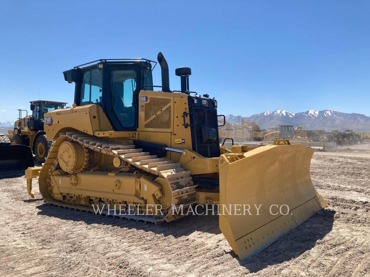 2020 Caterpillar D6 XL PAT Image 5