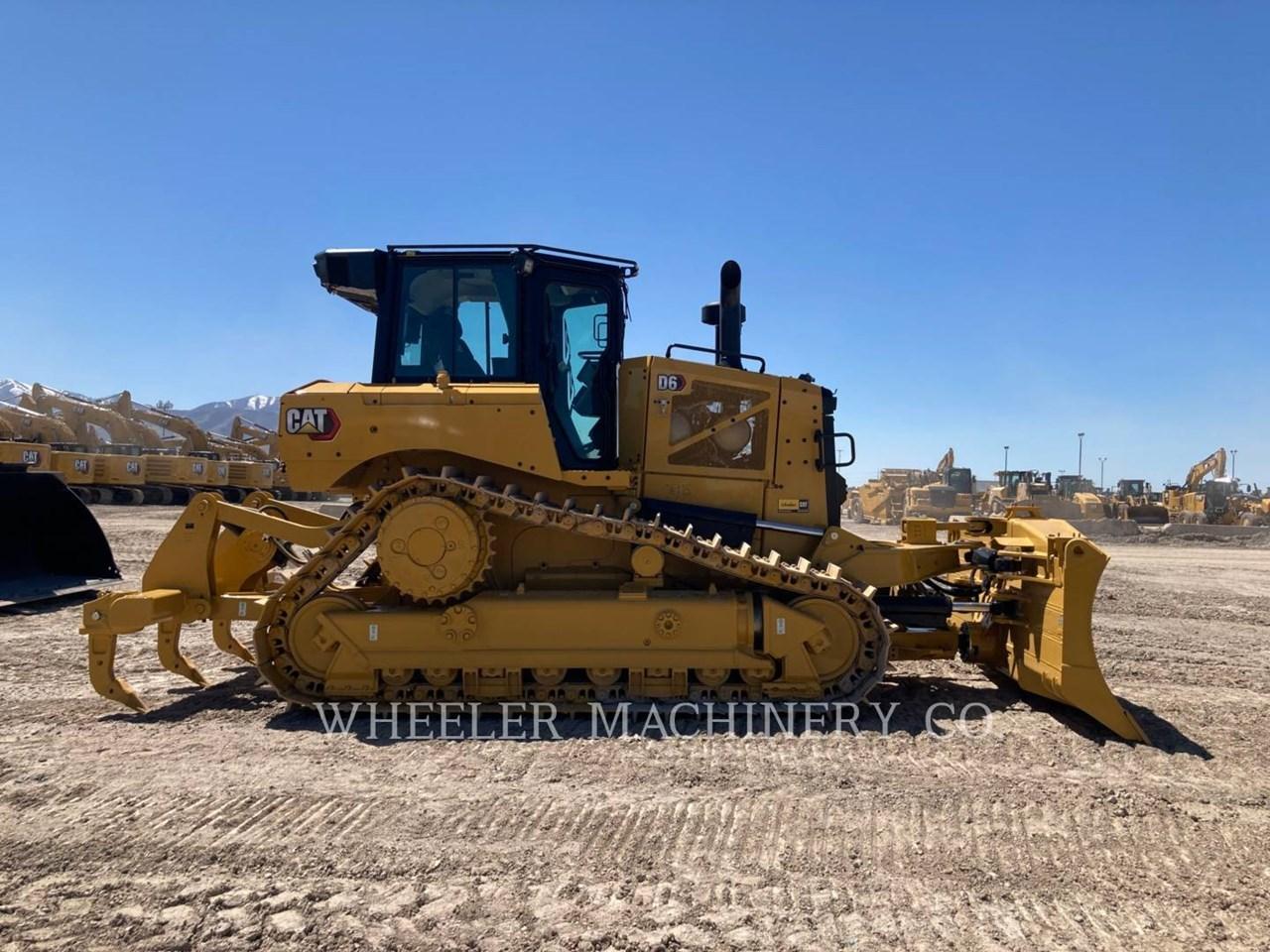 2020 Caterpillar D6 XL PAT Image 6