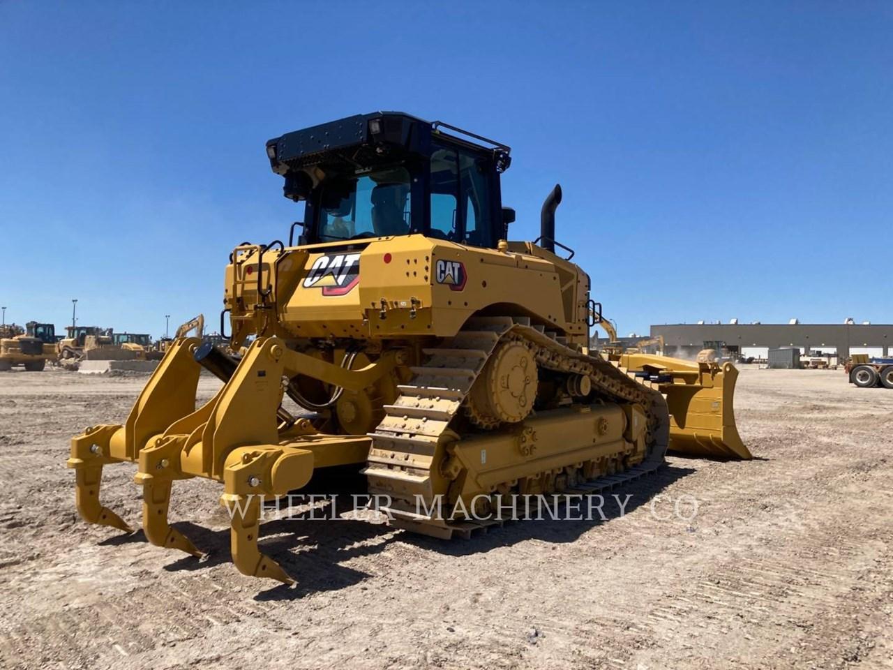 2020 Caterpillar D6 XL PAT Image 7