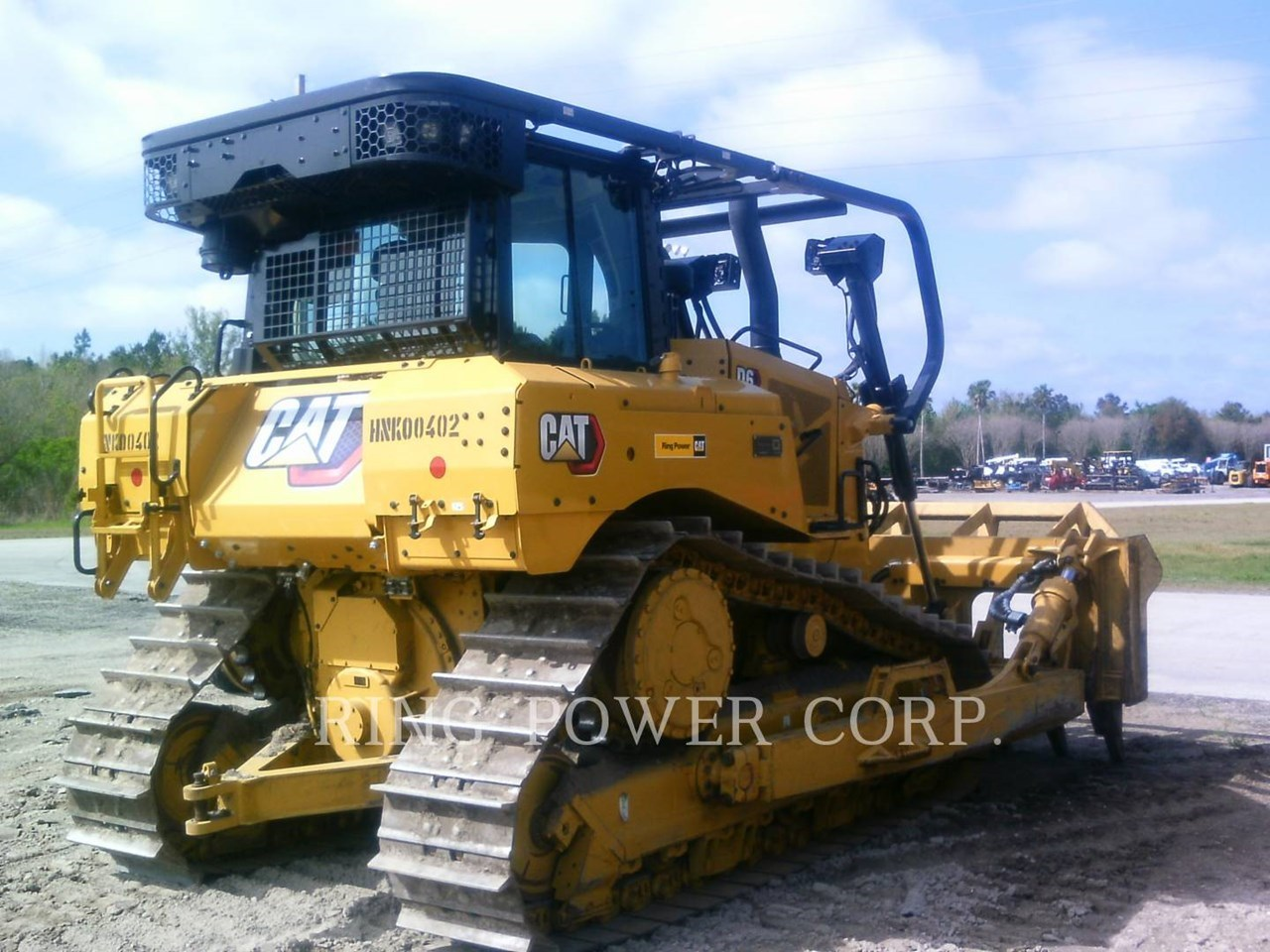 2020 Caterpillar D6XL Image 3