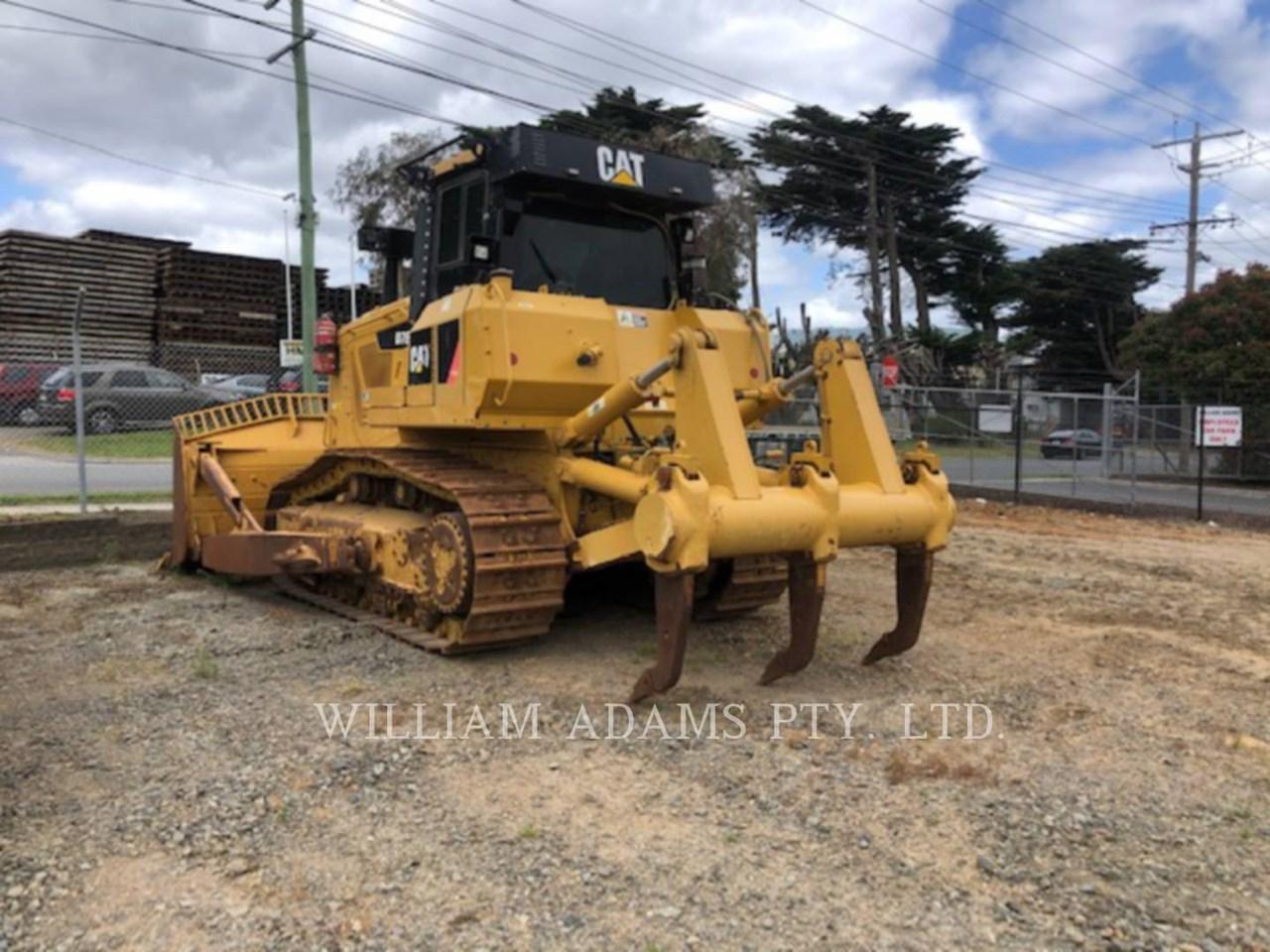 2011 Caterpillar D7E Image 2