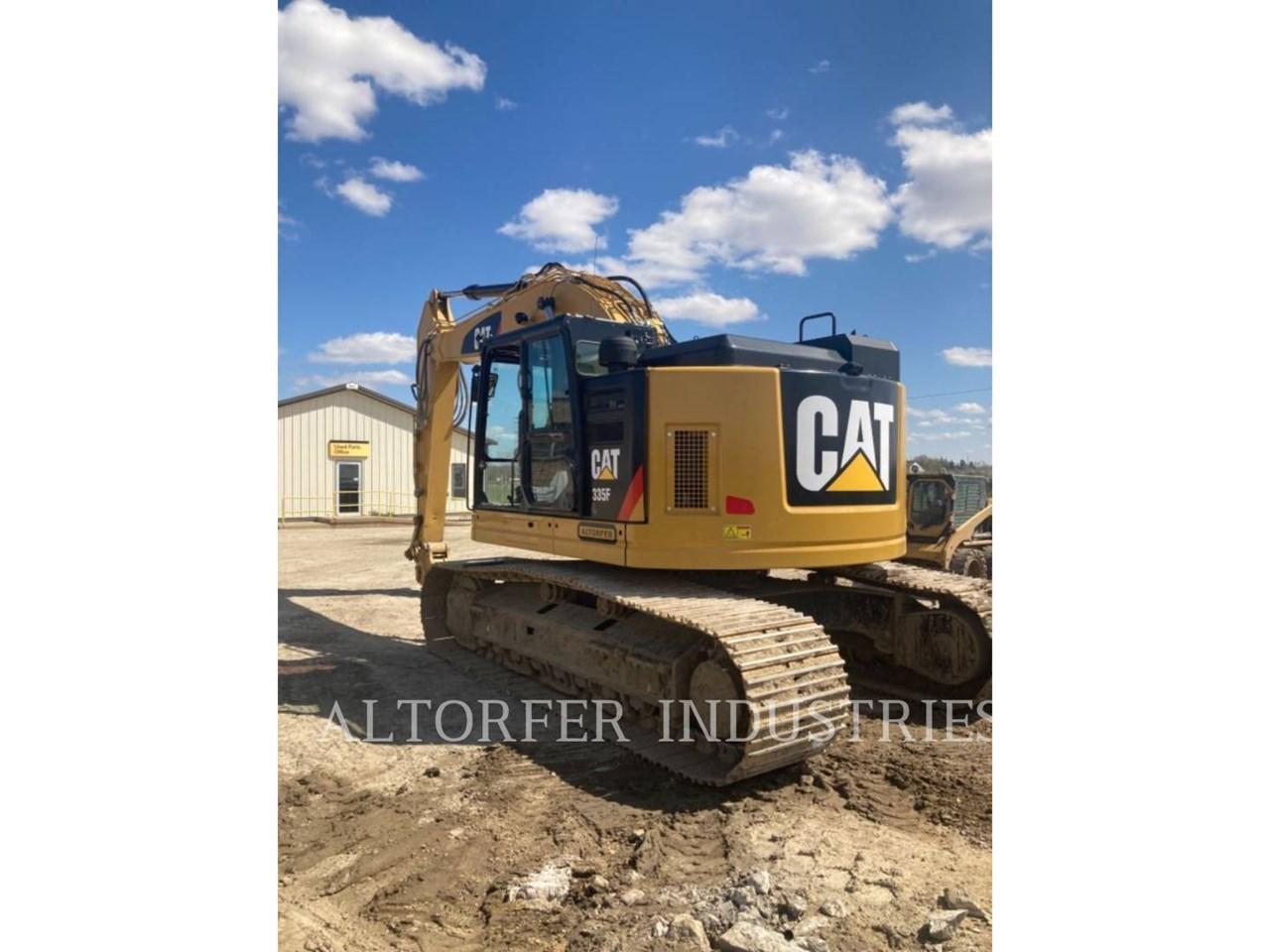 2019 Caterpillar 335F LCR Image 4