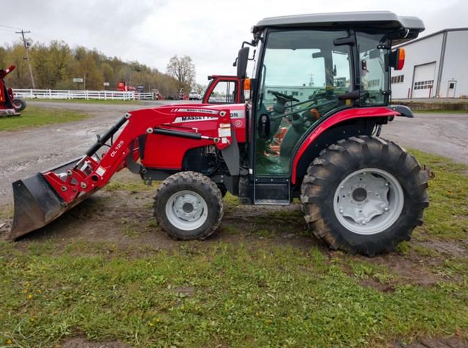 2018 Massey Ferguson 1742 Tractor For Sale