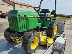 Tractor - Compact Utility For Sale 1993 John Deere 755 , 20 HP