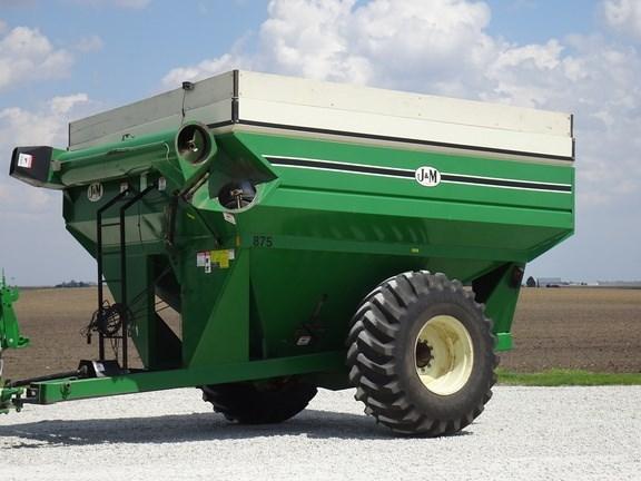 1998 J & M 875-16 Grain Cart For Sale