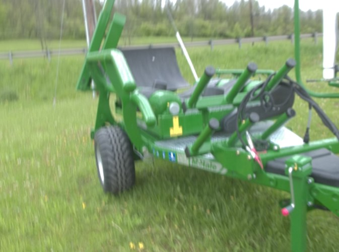 McHale 991BE Bale Wrapper For Sale