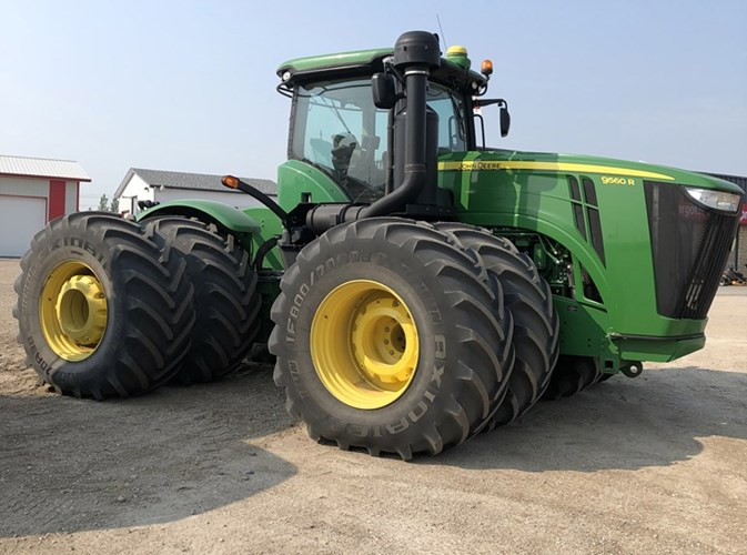 2012 Misc 9560R Tractor For Sale
