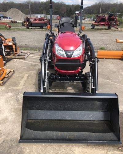 Yanmar 221 Tractor - Compact Utility For Sale