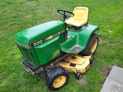 Lawn Mower For Sale 1986 John Deere 330 , 16 HP