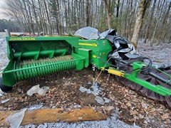 Baler-Square For Sale 2009 John Deere 348