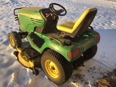 Riding Mower For Sale 2011 John Deere X724 , 27 HP