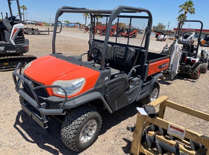 Kubota RTV-X1120 Utility Vehicle For Sale