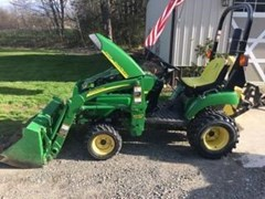 Tractor - Compact Utility For Sale 2010 John Deere 2305 , 24 HP