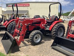 Tractor - Compact Utility For Sale 2021 Mahindra 2638 , 38 HP