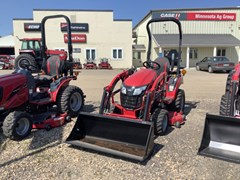 Tractor - Compact Utility For Sale 2021 Mahindra EMAX 20S , 20 HP