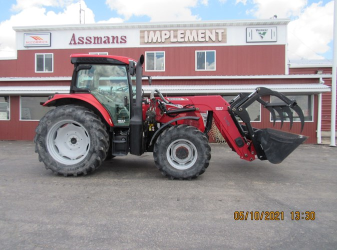2017 McCormick X6.430 MFD Tractor For Sale