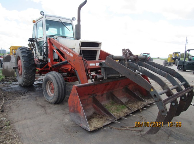 Case 1270 Tractor For Sale