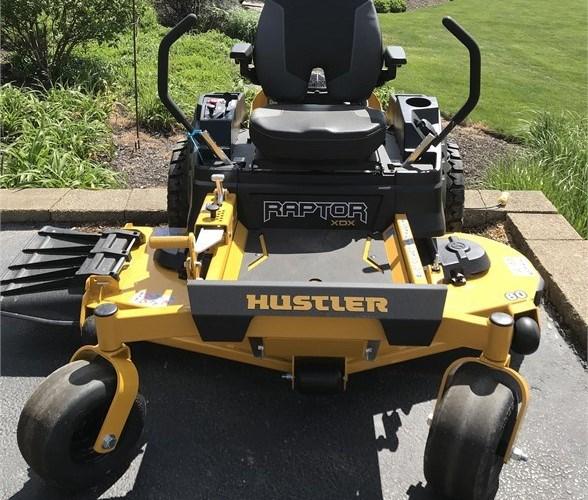 Hustler RAPTOR XDX 60 Zero Turn Mower For Sale