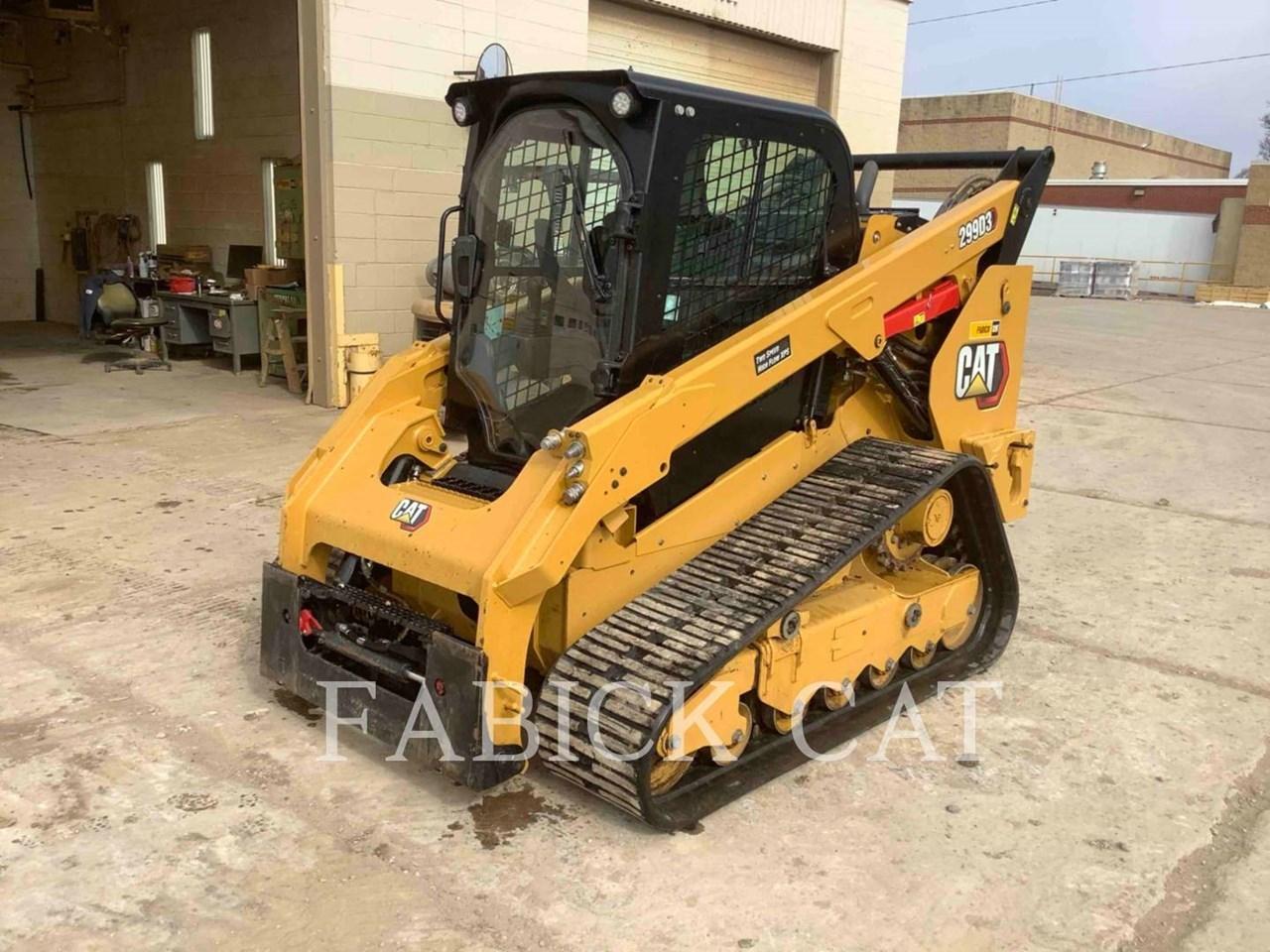 2020 Caterpillar 299D3 C3H3 Image 1