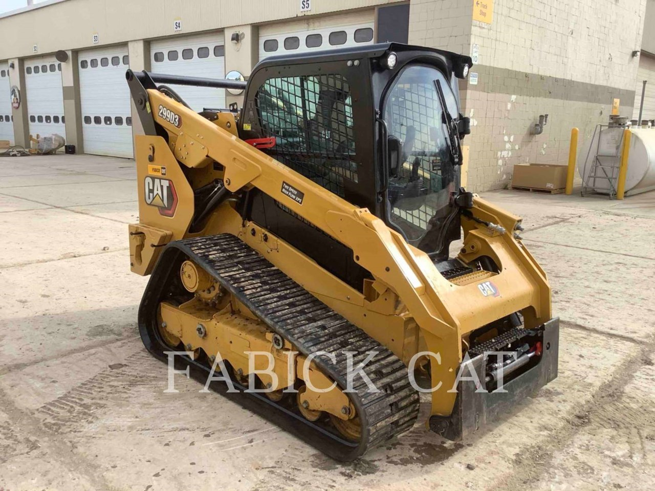 2020 Caterpillar 299D3 C3H3 Image 2