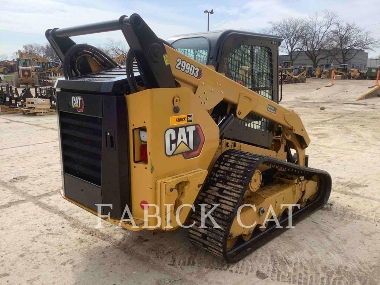 2020 Caterpillar 299D3 C3H3 Image 3