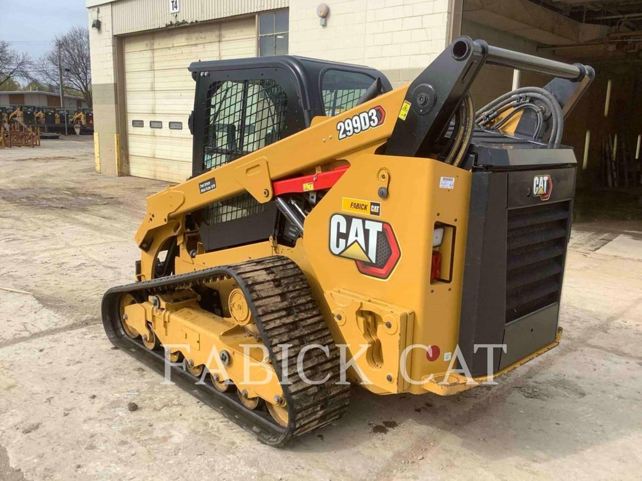 2020 Caterpillar 299D3 C3H3 Image 4