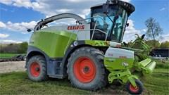 Forage Harvester-Self Propelled For Sale 2017 CLAAS JAGUAR 940 , 516 HP