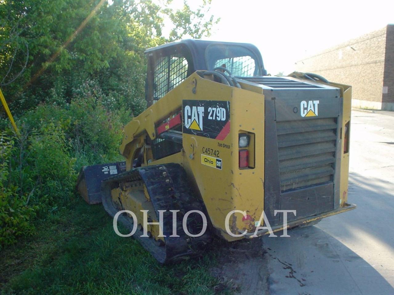 2016 Caterpillar 279D C3H2 Image 4