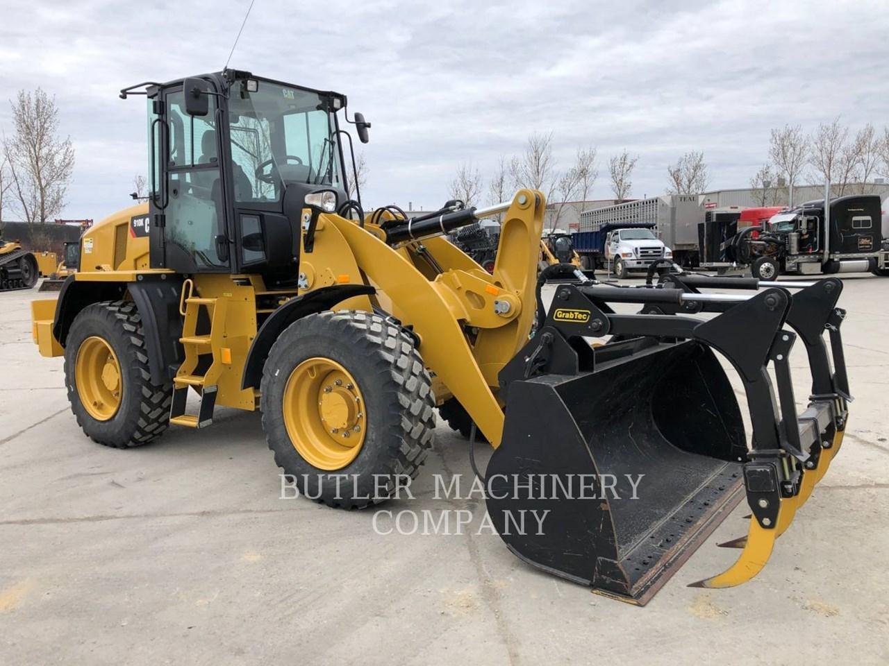 2015 Caterpillar 910K Image 2