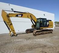 2018 Caterpillar 330FL Thumbnail 1