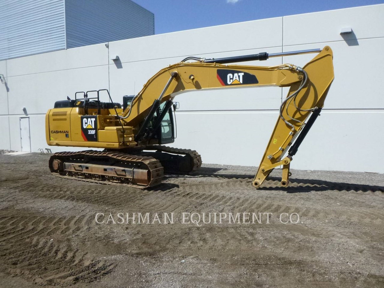 2018 Caterpillar 330FL Image 2