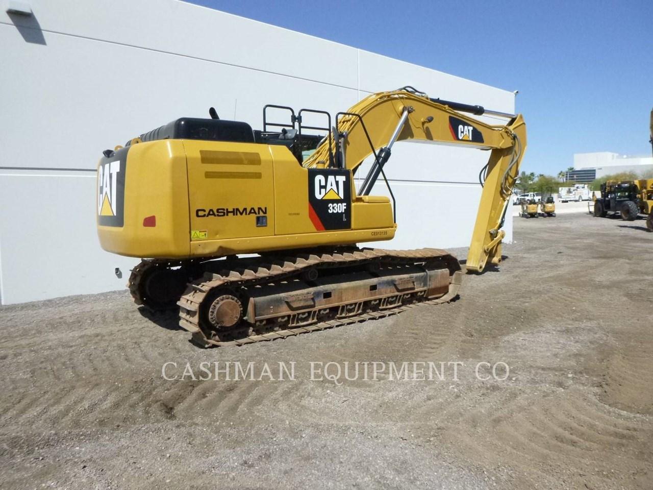 2018 Caterpillar 330FL Image 4