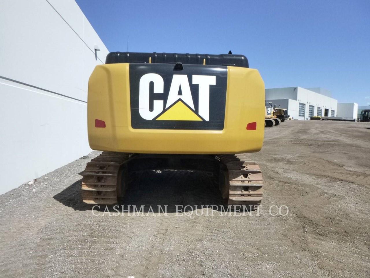 2018 Caterpillar 330FL Image 6