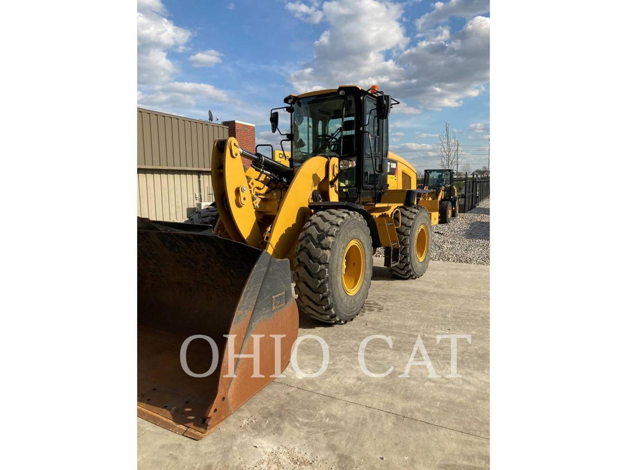 2018 Caterpillar 938M Image 2