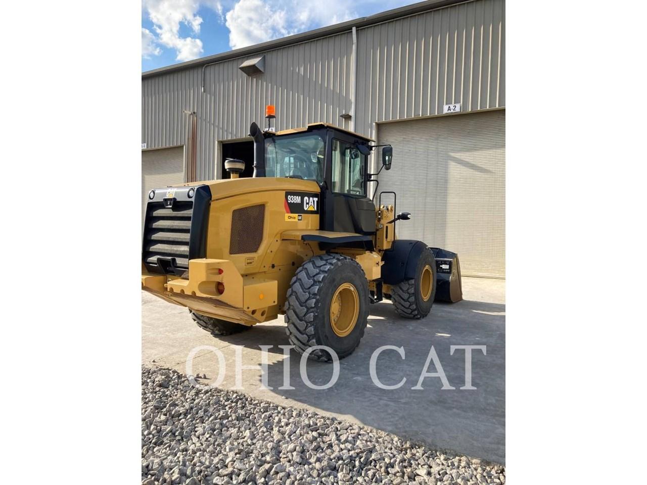 2018 Caterpillar 938M Image 3