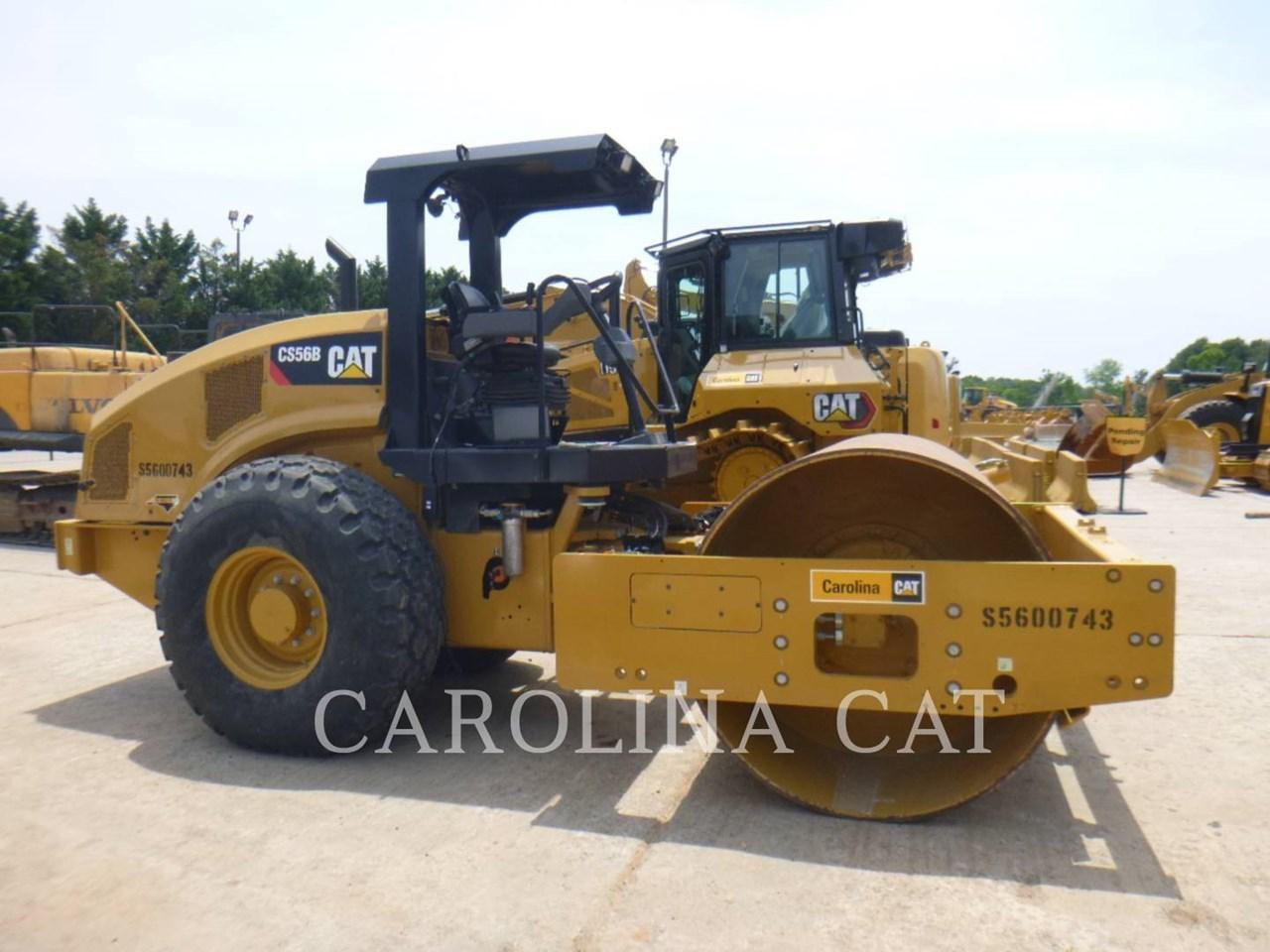 2018 Caterpillar CS56B Image 9