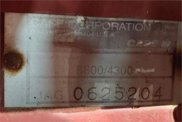 1999 Case IH 4300 Image 7